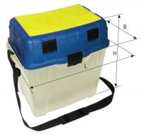 Ящик Aquatech зимний карповый универсальный (2870)