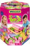Конструктор 102 эл. Wader (для девочек) (41291)