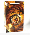 Подарок Подарочный пакет 43001 (18 х 11 х 5 см)