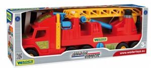 Пожарная машина 'Super Truck' Wader (36570)