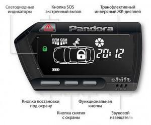 фото Сигнализация Pandora DXL 3945 #2