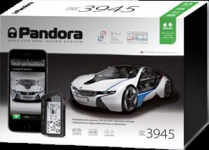 Сигнализация Pandora DXL 3945