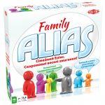 Настільна гра Tactic 'Сімейний Еліас' (Family Alias) (54336)