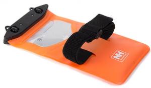 Гермочехол для смартфона NatureHike 6 inch, orange (NH15S004-D)