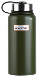 Вакуумный термос NatureHike 0,9л army green (NH60A060-B)