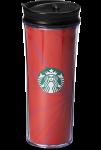 Акриловая термокружка Starbucks 'Праздник', 355 мл (11039019)