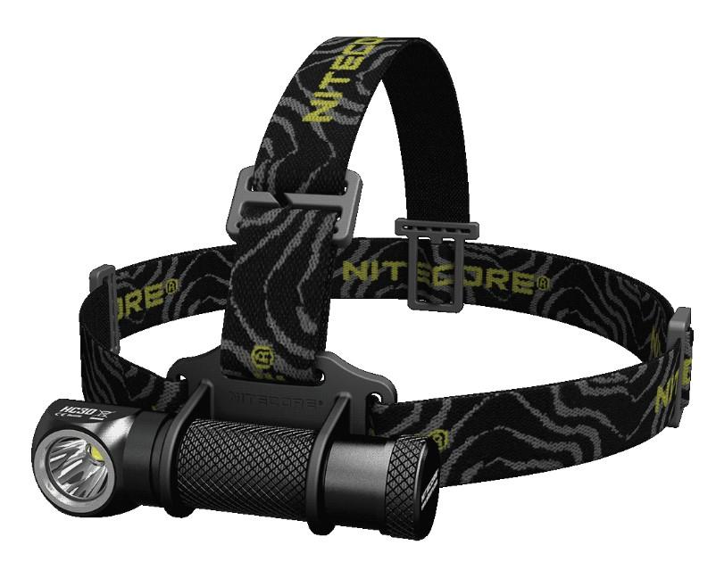 Купить Фонарь налобный Nitecore HC30 (Cree XM-L2 U2, 1000 люмен, 8 режимов, 1x18650) (6-1173)