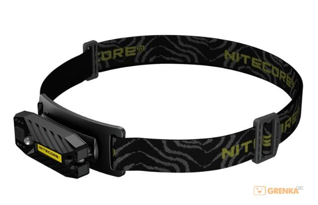 Купить Фонарь налобный Nitecore T360 (1 LED, 45 люмен, 6 режимов, USB) (6-1176)