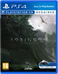 игра Robinson: The Journey PS4