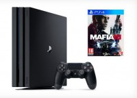 Приставка PlayStation 4 Pro 1000gb + Mafia 3