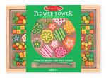Набор бусинок Melissa & Doug 'Цветочный сад' (MD4178)