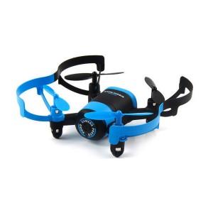 фото Квадрокоптер JXD 512W 90мм WiFi камера (синий) (45097) #5