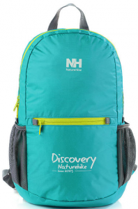 Рюкзак NatureHike, peacock blue (NH15A001-B)