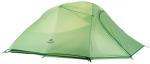 Палатка ультралёгкая NatureHike 'Cloud Up 3' green (NH15T003-T)