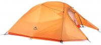 Палатка ультралёгкая NatureHike 'Cloud Up 3' orange (NH15T003-T)