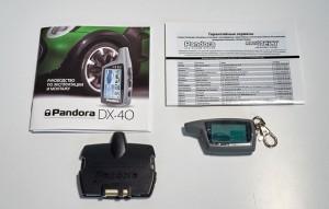 фото Сигнализация Pandora DX 40 #4