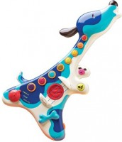 Музыкальная игрушка Battat  'Пес-гитарист' (BX1206Z)