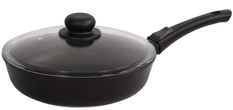Сковорода Биол 'Классик' со съемной ручкой (28071 ПС)