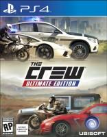 игра The Crew. Ultimate Edition PS4