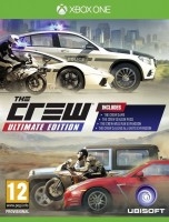 игра The Crew. Ultimate Edition Xbox One