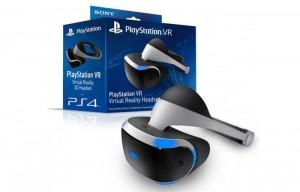 Фото SONY Playstation VR + камера + джойстик #9