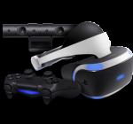 SONY Playstation VR + камера + джойстик