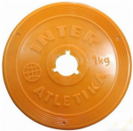 Диск Inter Atletika SТ521-2, 1 кг
