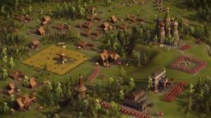 скриншот  Ключ для Казаки 3 + DLC #2