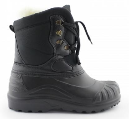 Ботинки Lemigo Pionier 908 EVA 40 -30°C черный (908-40)