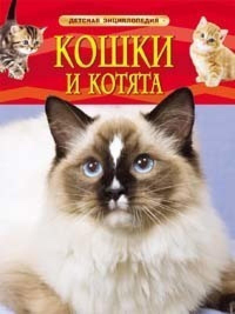 Купить Кошки и котята, 978-5-353-06912-6