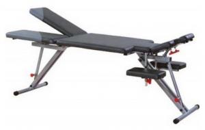 Массажный стол стационарный Inter Atletika (SТ702)