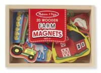 Набор фигурок с магнитами Melissa & Doug 'Ферма'  (MD9279)