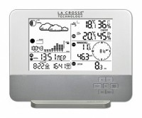 Метеостанция La Crosse WS1640-WHITE (921343)