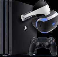 Приставка Супер-комплект: PlayStation 4 Pro + SONY Playstation VR