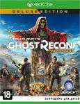 игра Tom Clancy's Ghost Recon: Wildlands. Deluxe Edition Xbox One