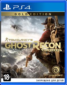 игра Tom Clancy's Ghost Recon: Wildlands. Gold Edition PS4