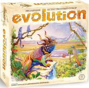 Настольная игра 'Эволюция. Естественный отбор' (NSG-500)