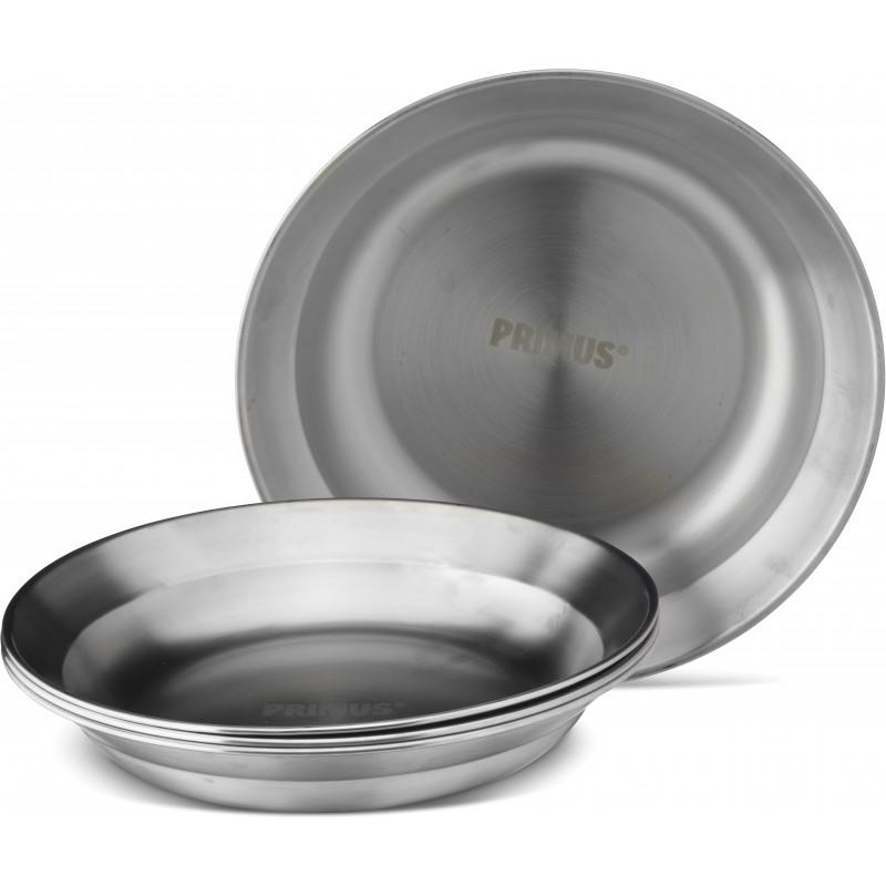 Купить Миска Primus CampFire plate S/S (738011)