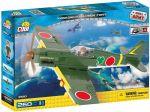 Конструктор Cobi 'Вторая Мировая Война Самолет Самолет Кавасаки K1-61-2 Тони' (COBI-5520)
