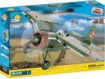 Конструктор Cobi 'Вторая Мировая Война Самолет Самолет PZL P.11C' (COBI-5516)