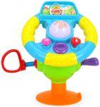 Музыкальная игрушка Huile Toys 'Забавный руль' (916)