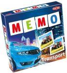 Настольная игра 'Мемо транспорт'