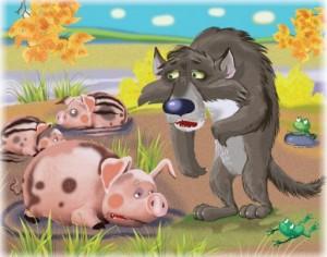 фото страниц Українські казки #4