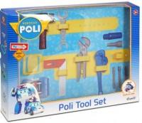 Набор инструментов на пояс Silverlit 'Robocar Poli' (машинка в комплекте)
