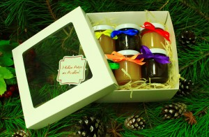 Подарок Набор новогодних мармеладов