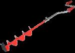 Ледобур iDabur 130 мм с коваными ножами 'Стандарт-К' (в коробке) (А130-SТк)