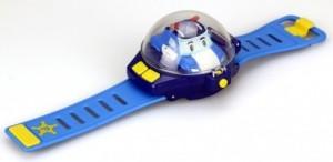 Часы Поли Silverlit