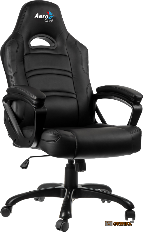 Геймерское кресло AeroCool C80 Comfort Gaming Chair (Black)