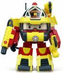 Трансформер Рой Silverlit 'Robocar Poli' в костюме суперпожарного, 15 см (83314)