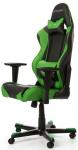 кресло Геймерское кресло DXRacer Racing OH/RЕ0/NЕ Black/Green